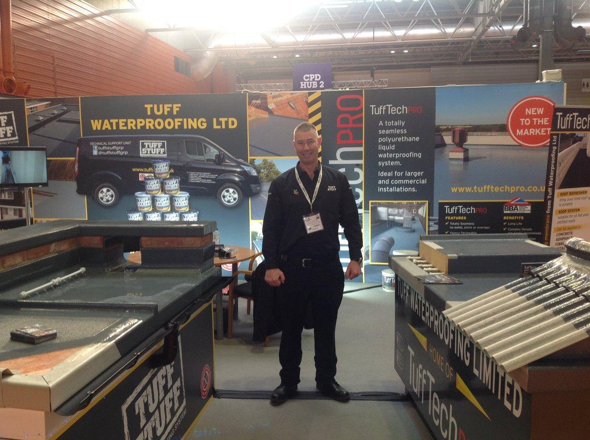 Tuffstuff 174 Heavy Duty Grp Waterproof Flat Roofing System