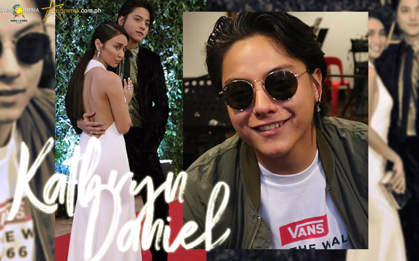 Daniel says Kathryn was the true &quot;queen&quot; at the #ABSCBNBall2018 READ FULL STORY HERE:  http:// ow.ly/vi2q30maNoe  &nbsp;  <br>http://pic.twitter.com/IGmoV8aPoM