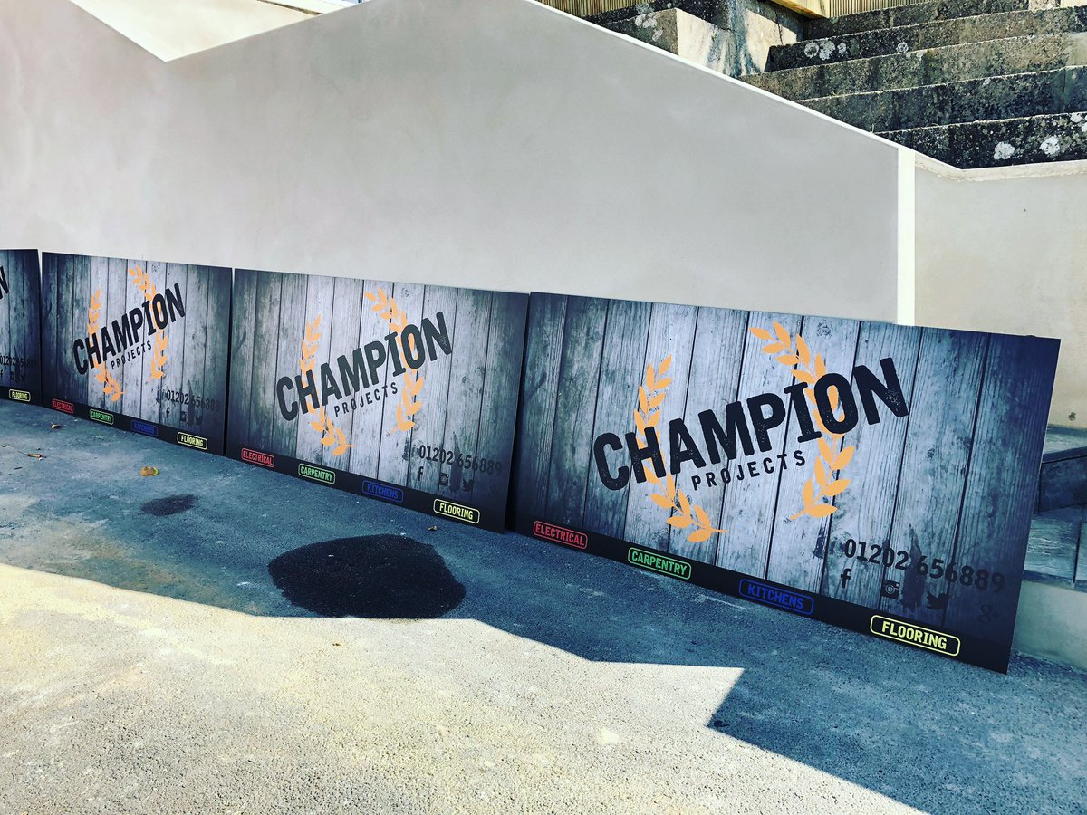 Champion Projects (@champ_projects)   Twitter
