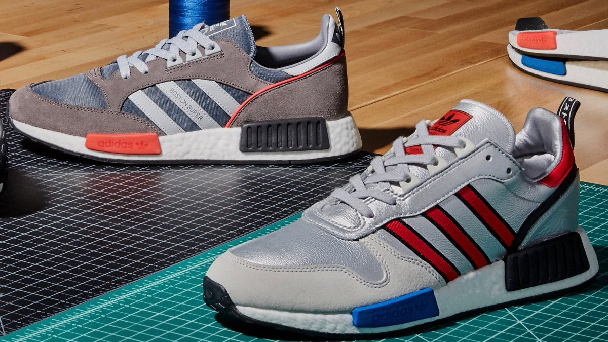 68843d933a0bf these nmd r1 hybrids are pure inspired by the 80s running style drops two  new shoes