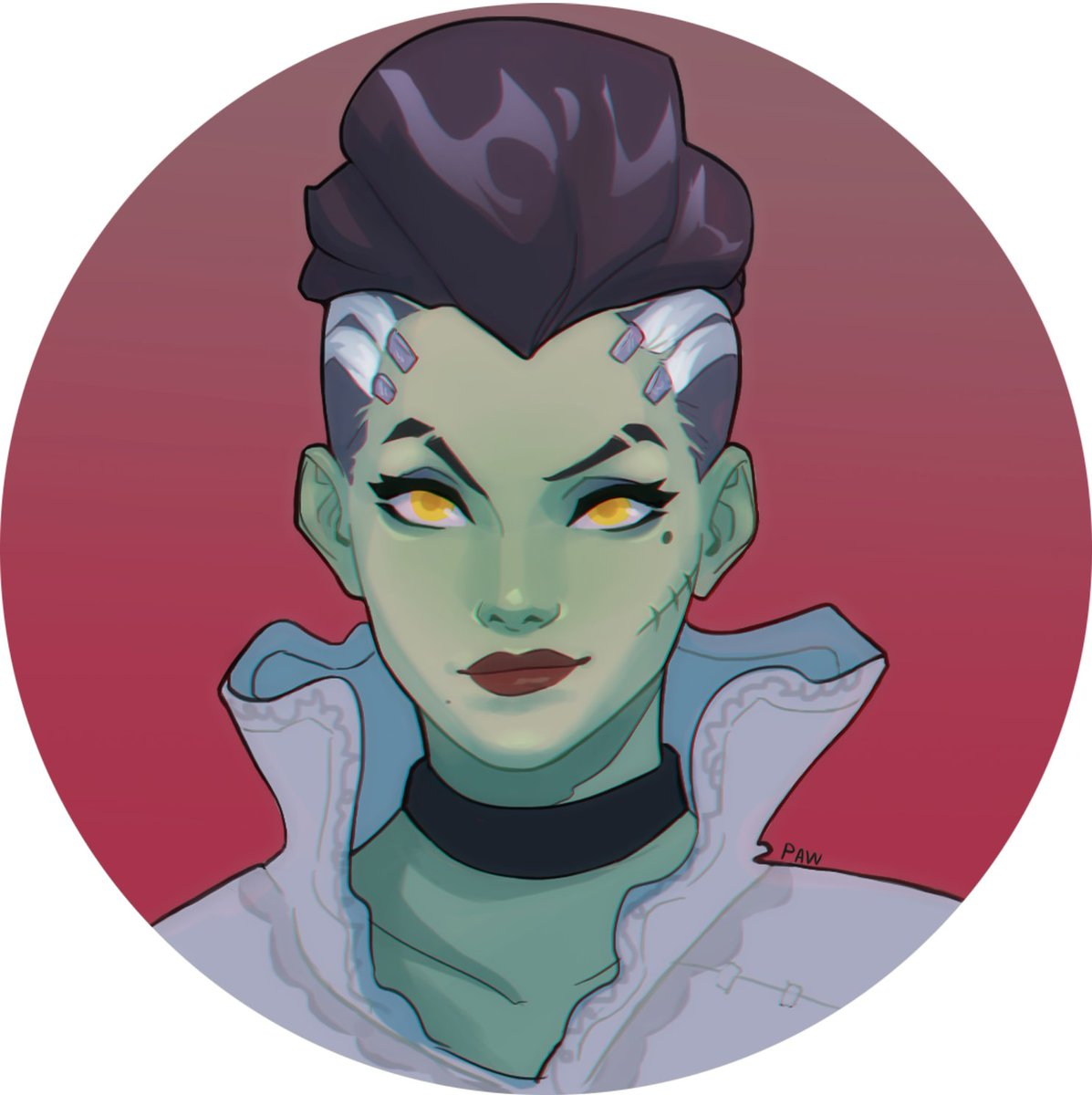 @pawleena1: new Sombra icon! I really liked that skinnnn y'all 💖😩 https://t.co/c0STjiRqQt