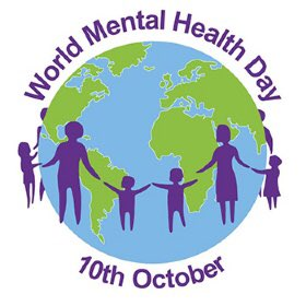 Today is #WorldMentalHealthDay We are all juggling a lot—stress, disappointment, grief—and all these emotions can add up. World Mental Health Day allows an opportunity to think about mental health issues and make changes if necessary.