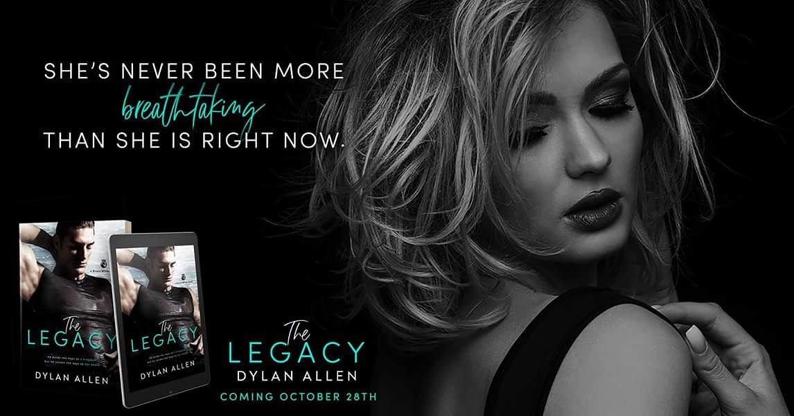 Image result for the legacy dylan allen