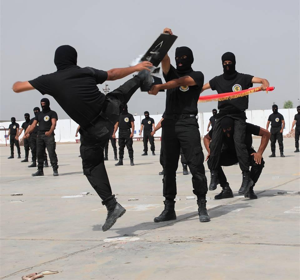 جهود التحالف الدولي لتدريب وتاهيل وحدات الجيش العراقي .......متجدد - صفحة 4 DpJYqTpUwAE1dkS