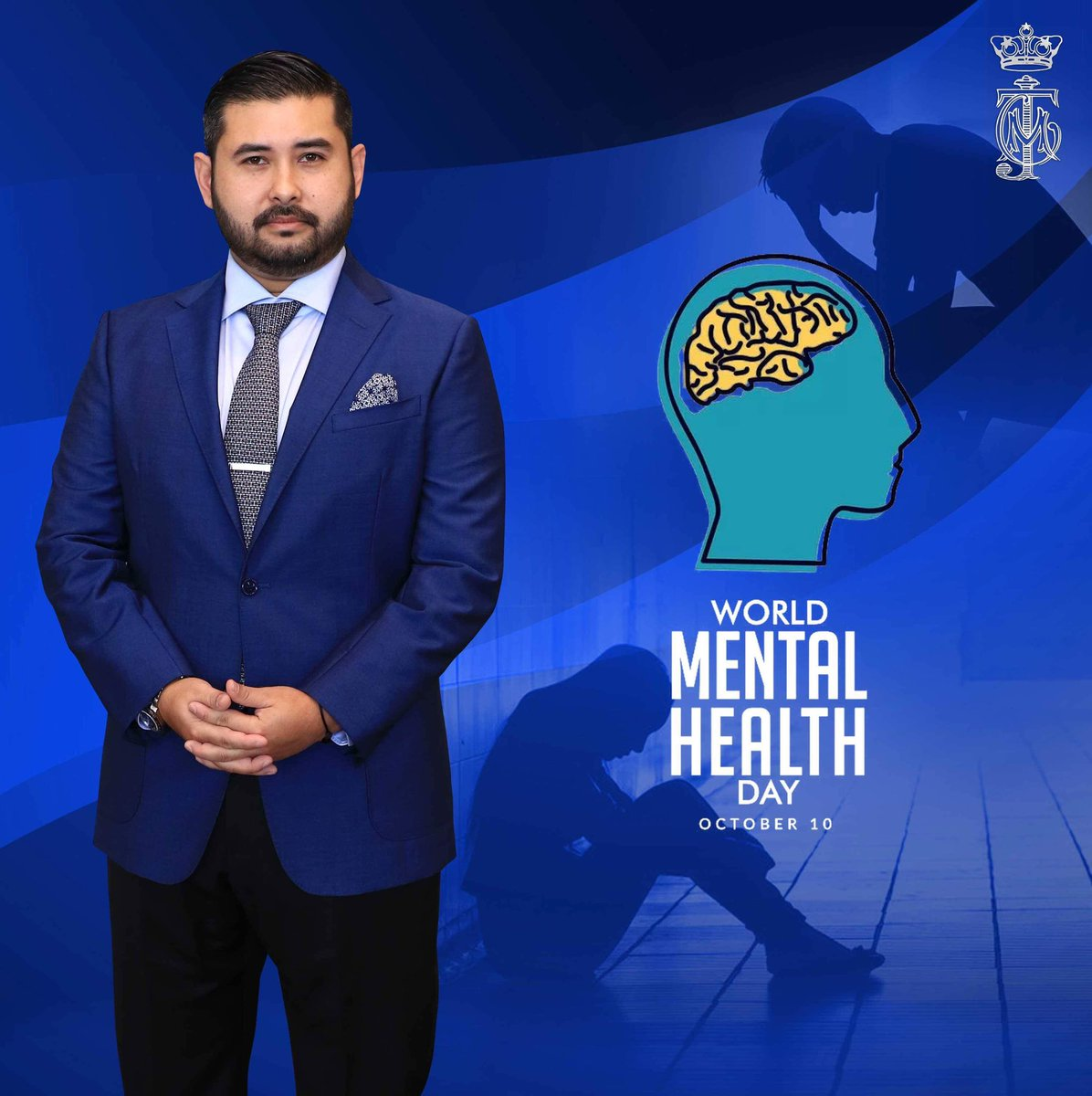 World Mental Health Day 10 Oct 2018  In conjunction with the World Mental Health Day on 10th October, I would like to stress on the importance of mental health.  (1/6) <br>http://pic.twitter.com/IIg0gcELqz