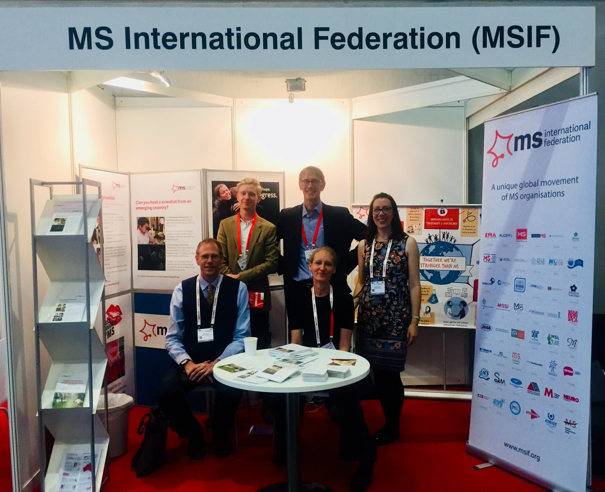 We're in Berlin this week for #ECTRIMS2018 - come and see us at the @MSIntFederation stand (C26)!<br>http://pic.twitter.com/1dvW4C1aZZ