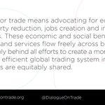 Image for the Tweet beginning: .@Agility understands the #EconomicGrowth benefits