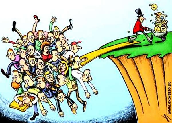 "Oxfam India on Twitter: ""This cartoon explains #inequality ..."