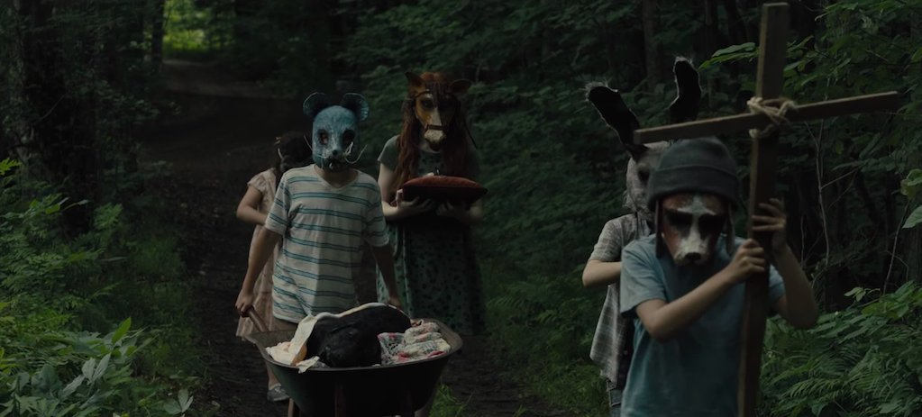 John Lithgow warns that sometimes dead is better in #PetSematary. Watch the trailer:  https:// bit.ly/2C782lh  &nbsp;  <br>http://pic.twitter.com/a1eD6S0ts5