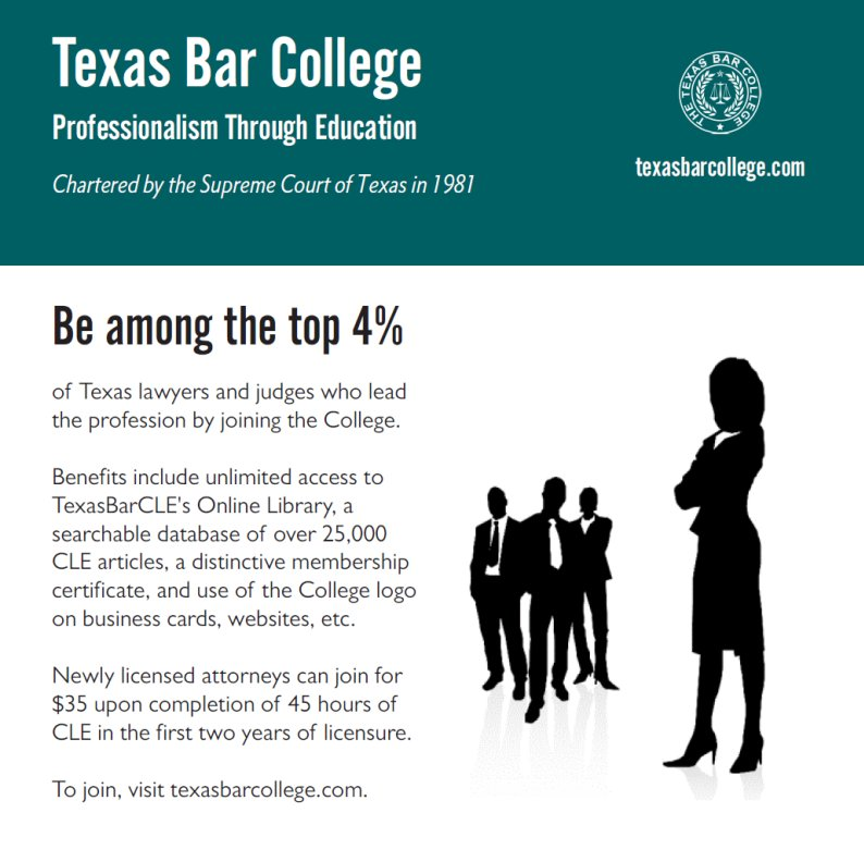TexasBarCLE (@TexasBarCLE) | Twitter