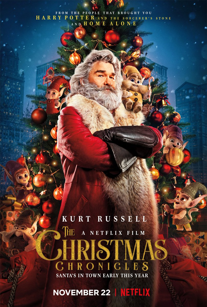 The Christmas Chronicles: Kurt Russell\'s Santa on quest to save the ...
