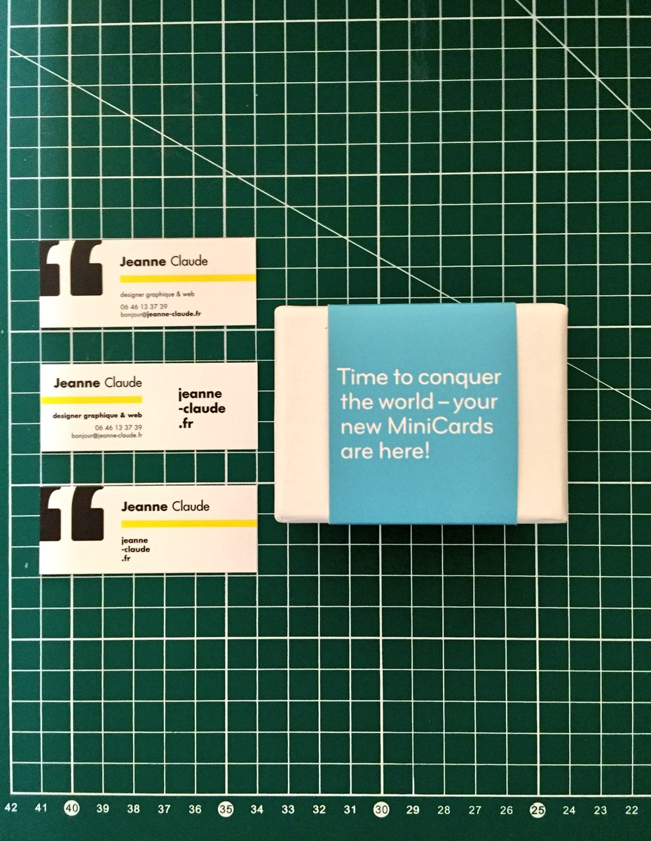 Jeanne Claude On Twitter Vous Avez Tout Compris MOO Lets Do It Merci Pour Ces Petites Cartes De Visite Freelance Entreprenariat