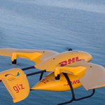 Image for the Tweet beginning: @DeutschePostDHL @DHLGlobal @Wingcopter @giz_gmbh @BMZ_Bund