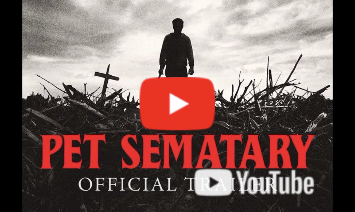 HORROR TRAILER ALERT!  A NEW DARKER #PetSematary #HorrorMovie IS COMING APRIL 5th!  COME WATCH THE FIRST TRAILER NOW!!! WOW!!!     https://www. 12nightsofhorror.com/coming-soon  &nbsp;    #PetSemataryMovie #PetSematary2019 #Horror #HorrorMovies<br>http://pic.twitter.com/JgilSFmHSW