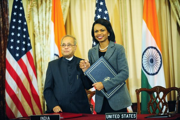 Statesca On Twitter Ten Years Ago Today The Us And India Signed