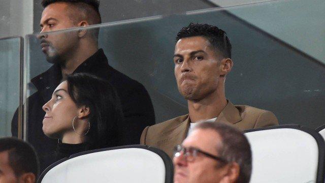 Polícia de Las Vegas diz que Cristiano Ronaldo não foi acusado de nenhum crime. https://t.co/O94FThBYY5