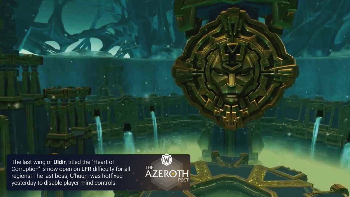 azerothpost - World of Warcraft news on Twitter: