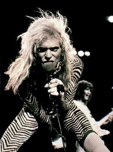 Happy Birthday David Lee Roth October 10th  1954from hard rockbandVan Halen.