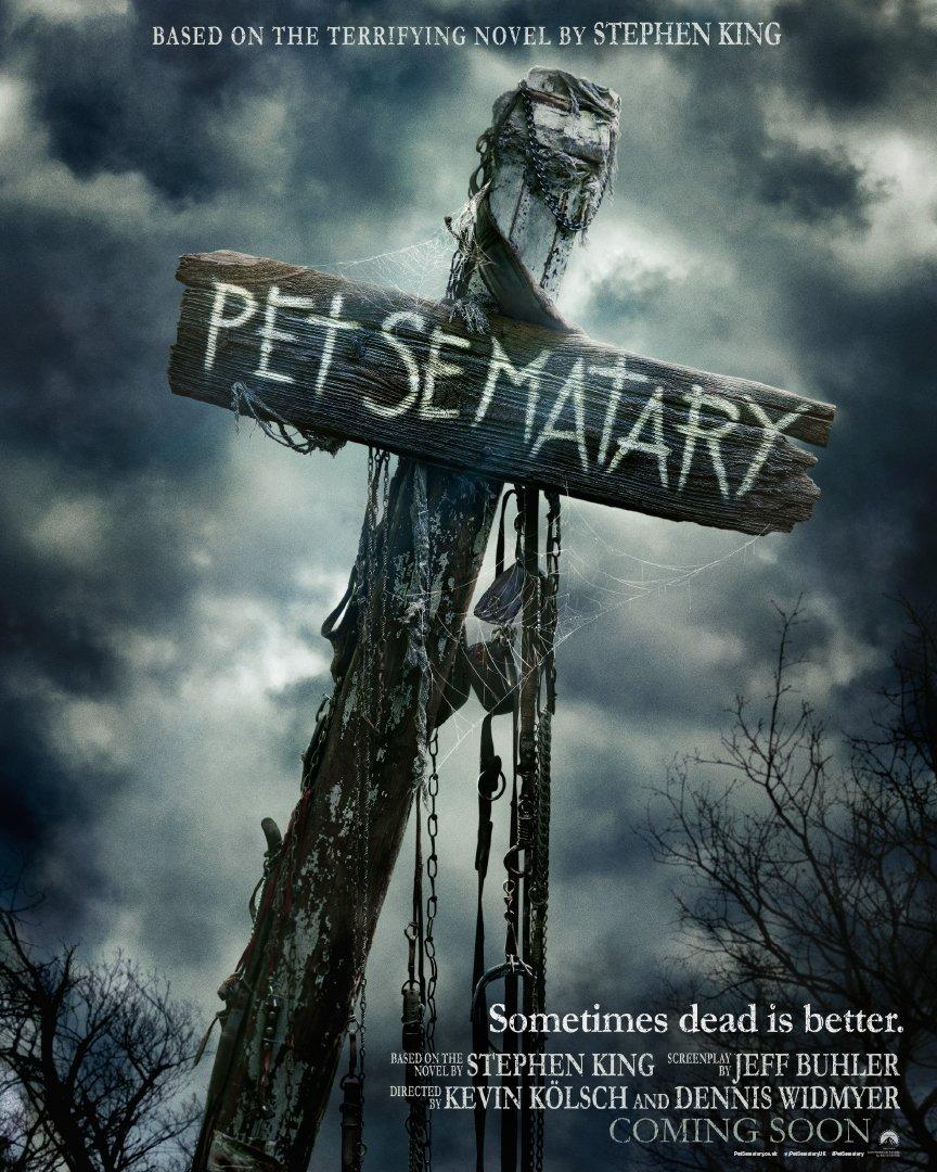 Sometimes dead is better... #PetSematary <br>http://pic.twitter.com/MkeGTYo34L