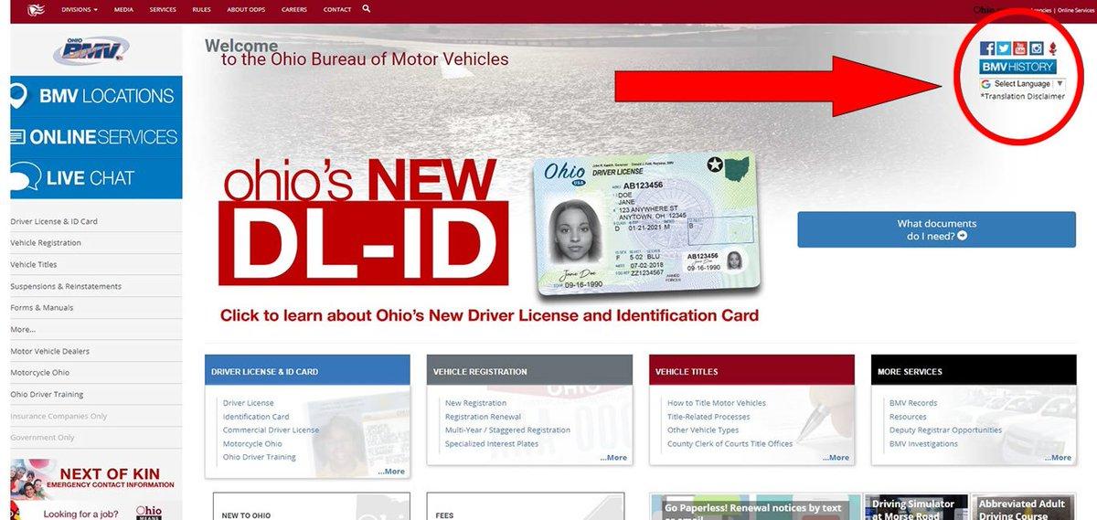 adult Ohio website based