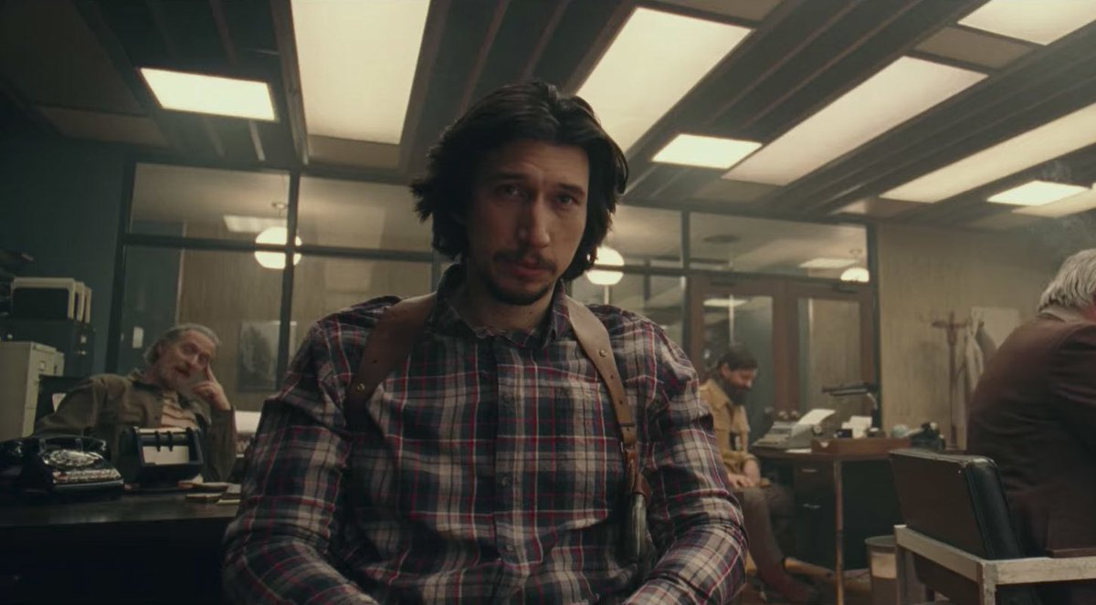 #BlacKkKlansman was excellent, Adam Driver&#39;s performance is so great that I want to watch all his work. <br>http://pic.twitter.com/73Xe3w2fQl