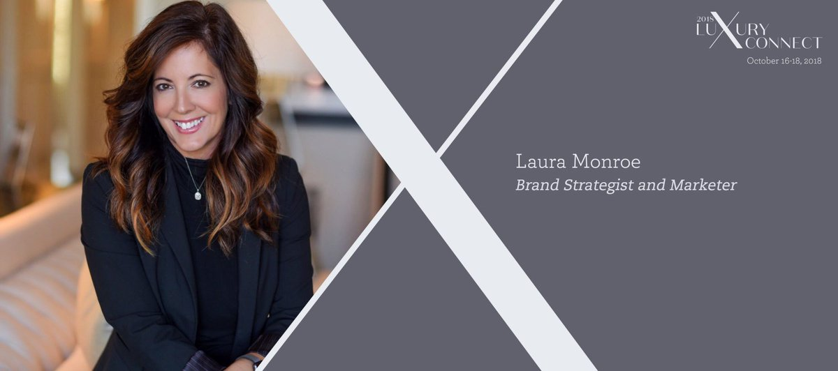 Luxury Connect: @LauraMonroe on what's hot in luxury video marketing. bit.ly/2yf9LSO