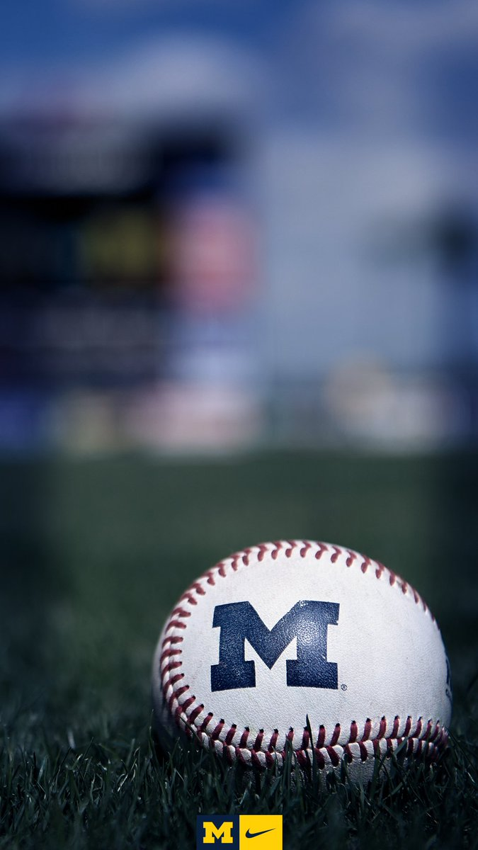 Michigan Baseball Wallpaper Lockscreen Photos Mgoblog