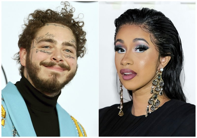 Grammys rule @PostMalone and Cardi B (@iamcardib) ineligible for Best New Artist https://t.co/jcRNq4JrTe https://t.co/HpbBiZMAbl