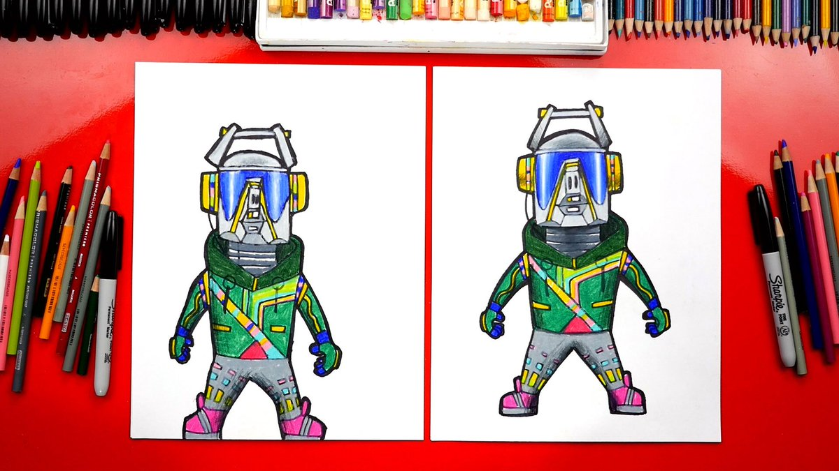 Art For Kids Hub On Twitter Learn How To Draw Dj Yonder