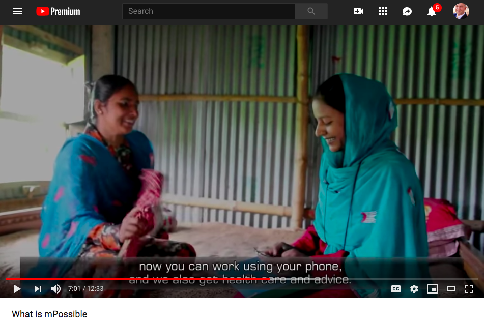 We learn so much when we listen to the frontline workers themselves. Put on your headphones and be inspired by a @MISDGHS #mCARE #digitalhealth project worker in #Bangladesh https://www.youtube.com/watch?v=SHWsJ4-F1SY … #HSR2018 @JHUmHealth @JohnsHopkinsSPH @saracbennett https://media.giphy.com/media/3oi9oqihfAIlmmXkNz/giphy.gif …