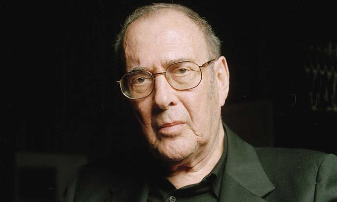 Happy Birthday Harold Pinter, CH, CBE (* 10. Oktober 1930 in London, England; 24. Dezember 2008)!