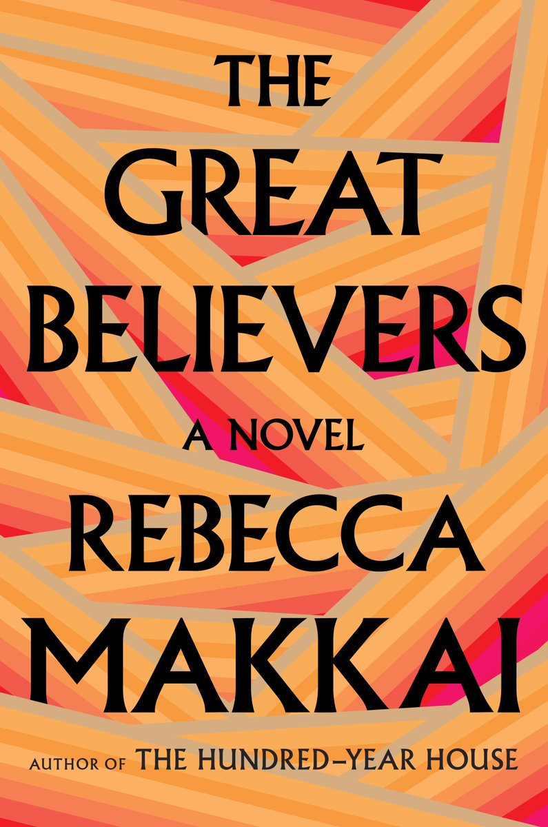 We are thrilled that @rebeccamakkai is on the @nationalbook Award Shortlist! 🎉