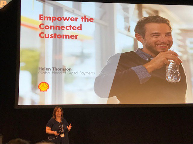 "Thank you @Shell Retail for sharing at #SAPCXLive! Providing better experiences for motorists anywhere, anytime. Offering ""Fill Up and Go,"" click and collect, car wash and license plate recognition services powered by SAP Commerce Cloud. @SAPInnovBizSoln #MakeInnovationReal<br>http://pic.twitter.com/ZqGpDehHmm"