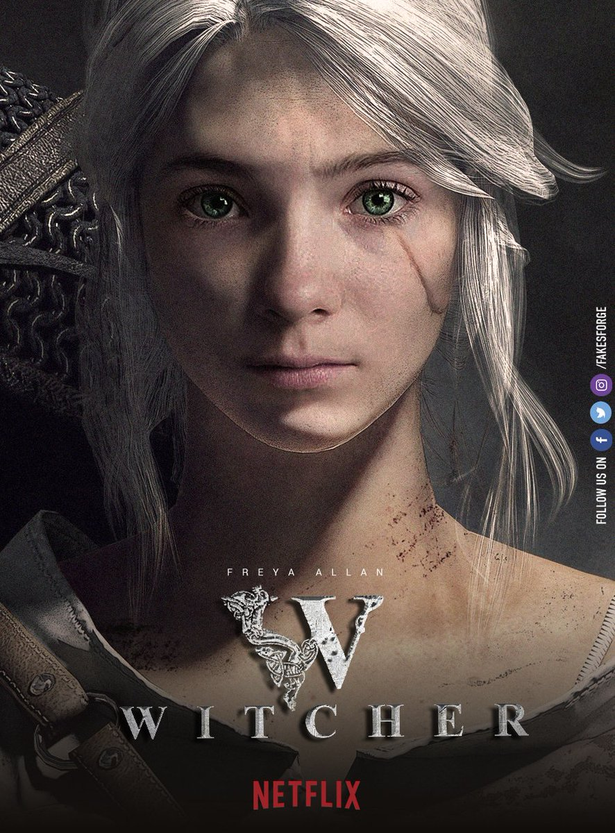 ✭ Geralt de Rivia/The Witcher, la serie de Netflix - 20 de Diciembre - Página 3 DpKKRH3XgAIFrBG