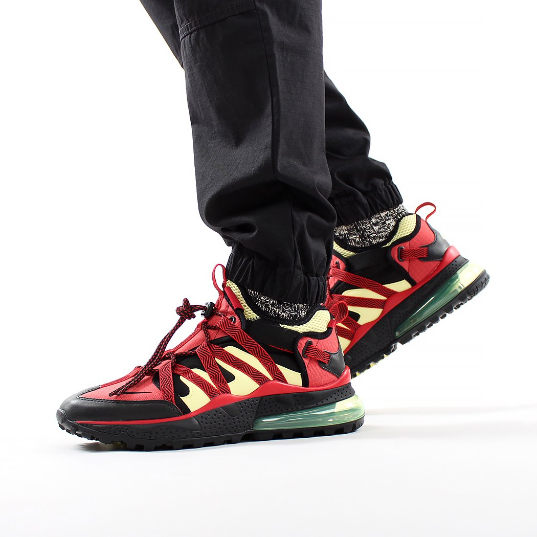 BUY Nike Air Max 270 Bowfin Black University Red | Kixify