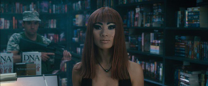 Born on this day, Bai Ling turns 52. Happy Birthday! What movie is it? 5 min to answer!