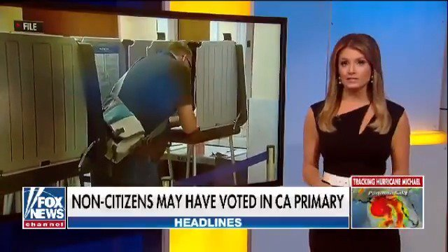 Non-citizens may have voted in California's primary https://t.co/xcw2L7b0RL