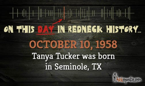 Happy Birthday to Tanya Tucker!