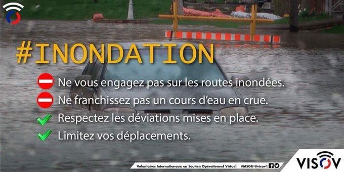 #VigilanceOrange Photo