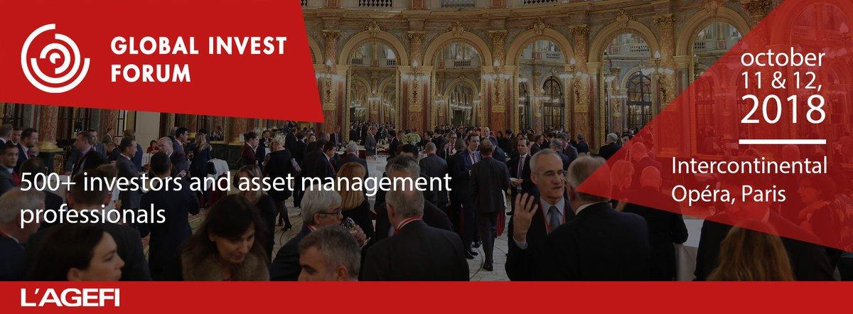 Retrouvez Denis Lehman, Directeur des gestions d'@AvivaInvestors France, pour un workshop sur la #GreenFinance demain à 15h15 au Global Invest Forum de Paris, l'événement dédié à la gestion d'actifs.Tout le programme du #GIFparis : http://bit.ly/2RyGPxn #ISR #ESG @AgefiFrance  - FestivalFocus