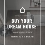 Image for the Tweet beginning: Buy your dream house with