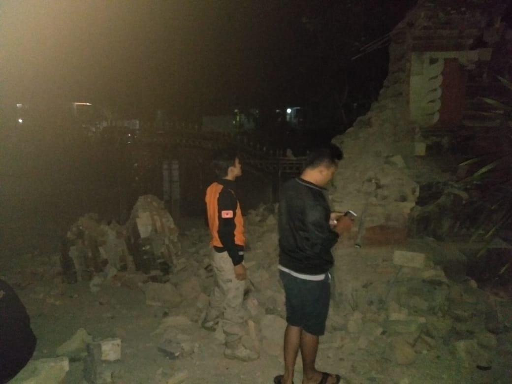 Situbondo Diguncang Gempa Magnitudo 6,4