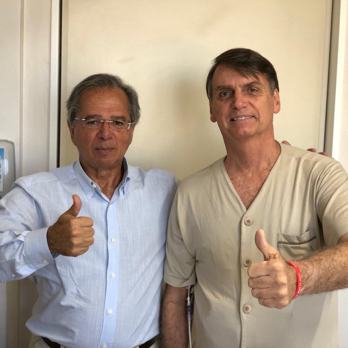 Leia a íntegra de procedimento aberto pela PRDF para investigar Paulo Guedes, guru do presidenciável Jair Bolsonaro (PSL), que é alvo de apuração por negócios com fundos de pensão https://t.co/KSNucyeqXf
