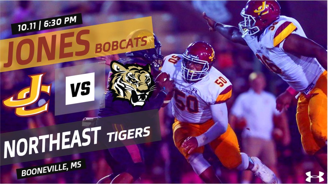 Big game tomorrow!! #beatNortheast #GoBobcats