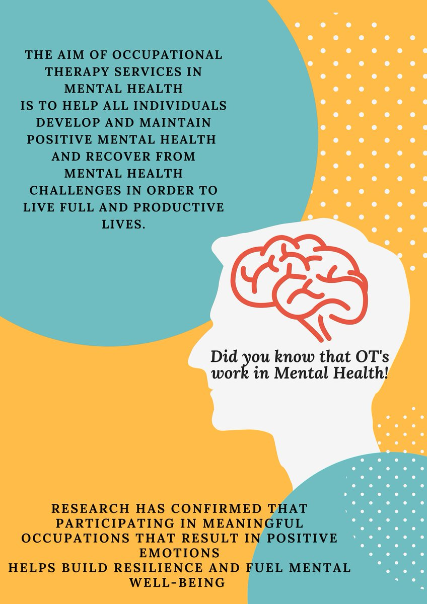 Kean Health Services >> Kean Ot Clinic On Twitter Today Is World Mental Health