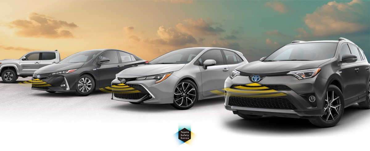 #Toyota Safety Sense Comes Standard On Many New Toyotas At Passport Toyota  Http://ow.ly/w5Kw30mbdCE Pic.twitter.com/YebCTJoUMX