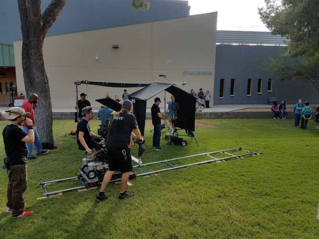 Az Dept Of Health On Twitter Lights Camera Action Thanks To