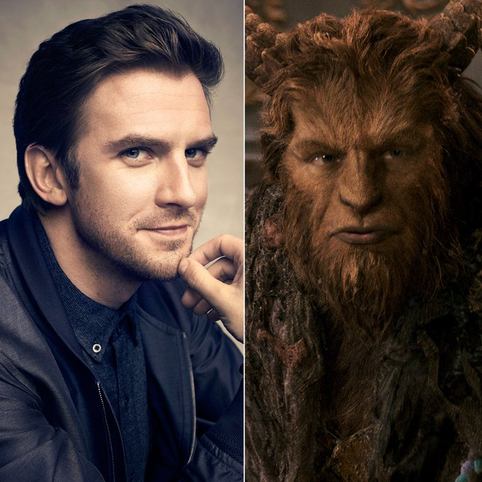 Happy 36th Birthday to Dan Stevens! The actor who played the Beast in Beauty and the Beast (2017).