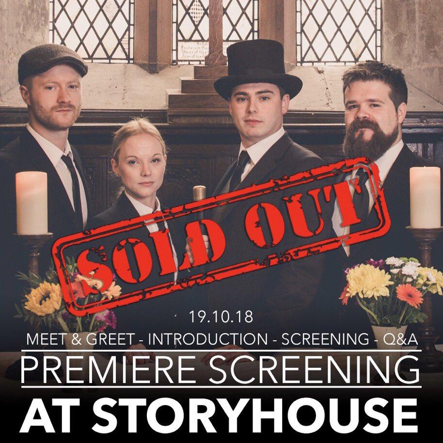 Who's excited for the premiere of @morbidsitcom @petecityprice 19.10.18