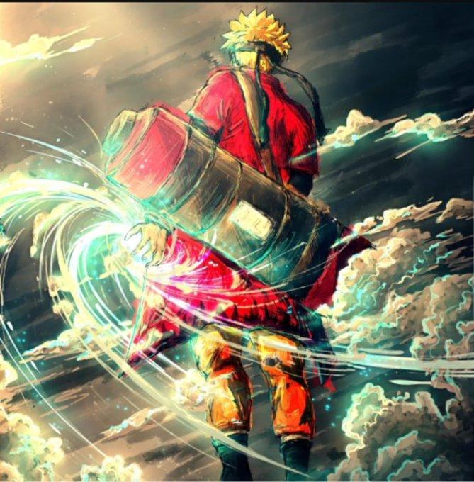 Happy Birthday, Naruto Uzumaki! One of my favorite anime characters in the Shonen Jump.